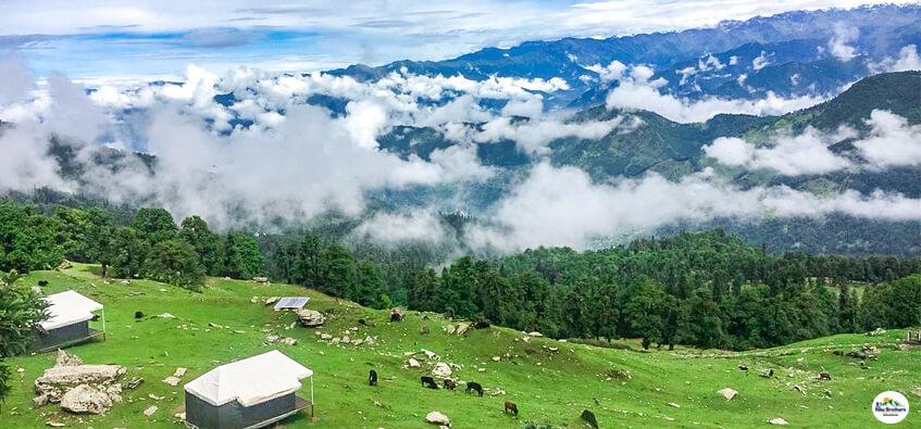 best weekend trek - Chopta CHandrashilla Trek