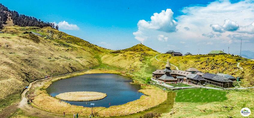 Prashar Lake - Best weekend trek near Delhi