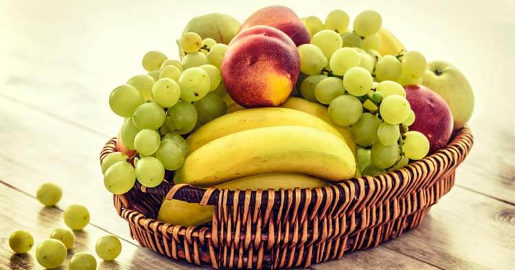 eat fruits and vegetables to improve productivity